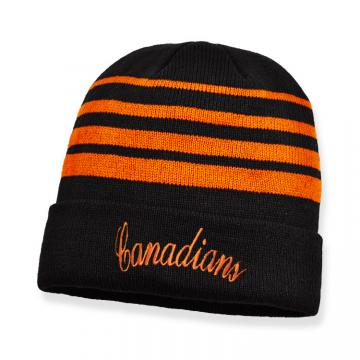 Beanie Roll up Striped